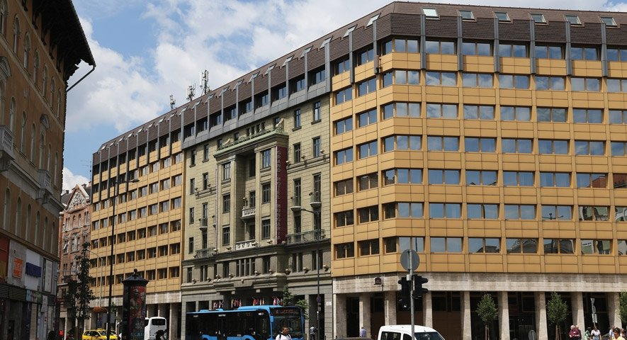 Hungaria City Center