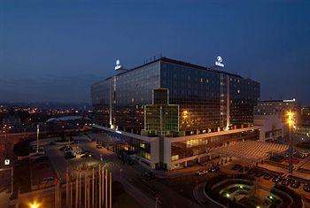 Hilton Prague Hotel(ex Atrium)