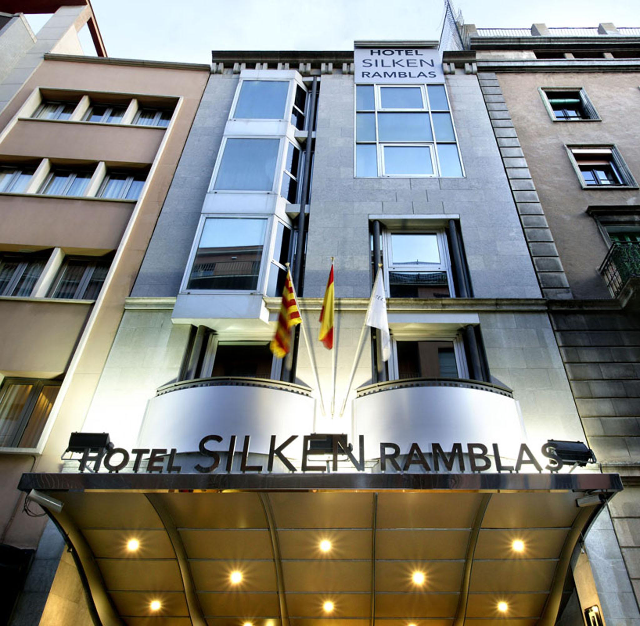 Silken Ramblas (ambassador)