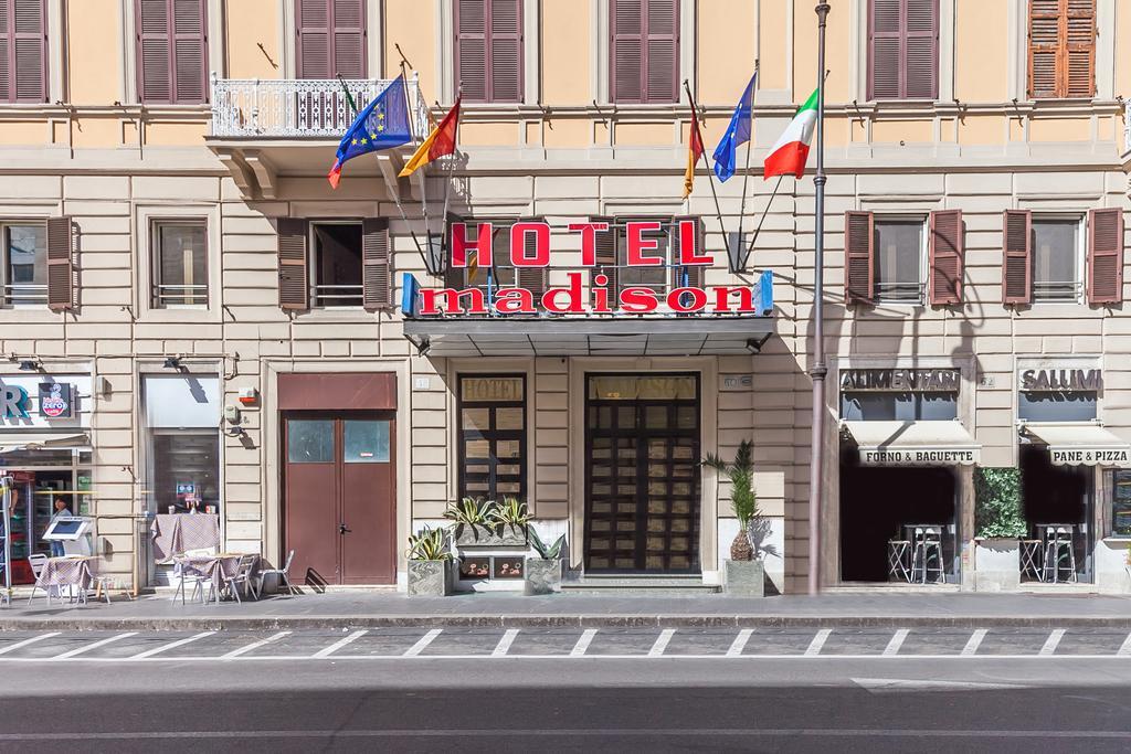 Hotel Madison Via Marsala  Roma