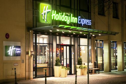 Holiday Inn Express City Center