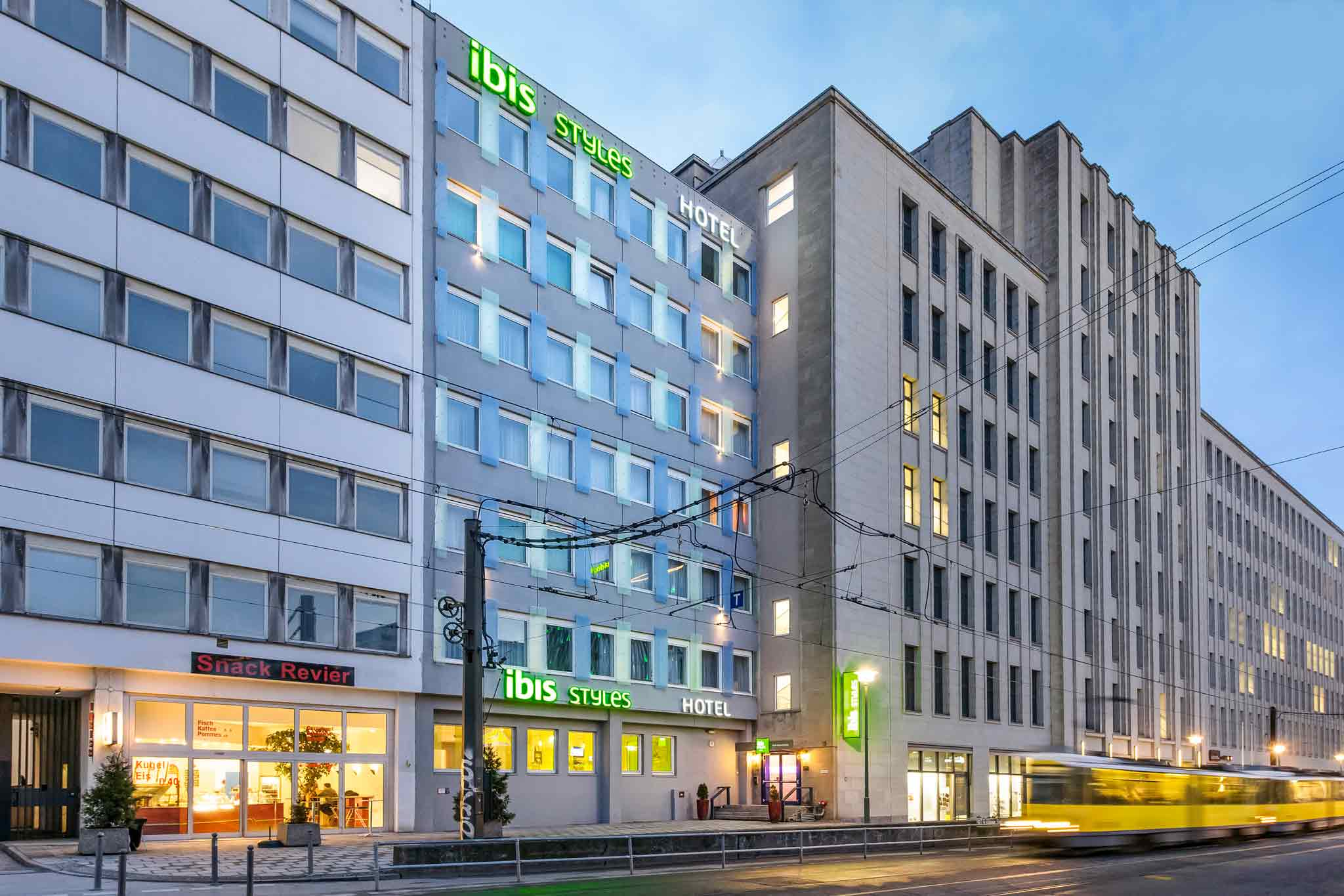 Ibis Styles Berlin Alexanderplatz (ex.all Seasons)