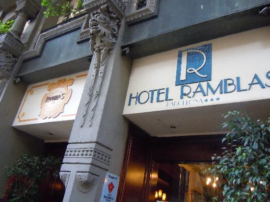 Ramblas Barcelona Hotel