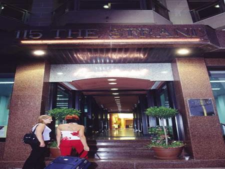 115 The Strand Hotel