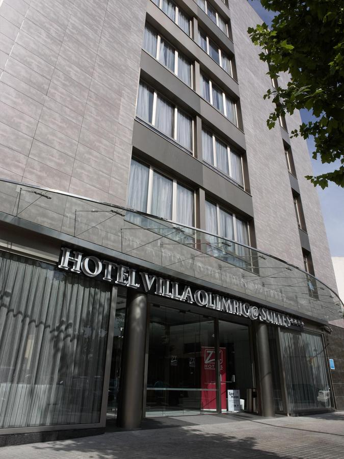 Villa Olympic And Suites