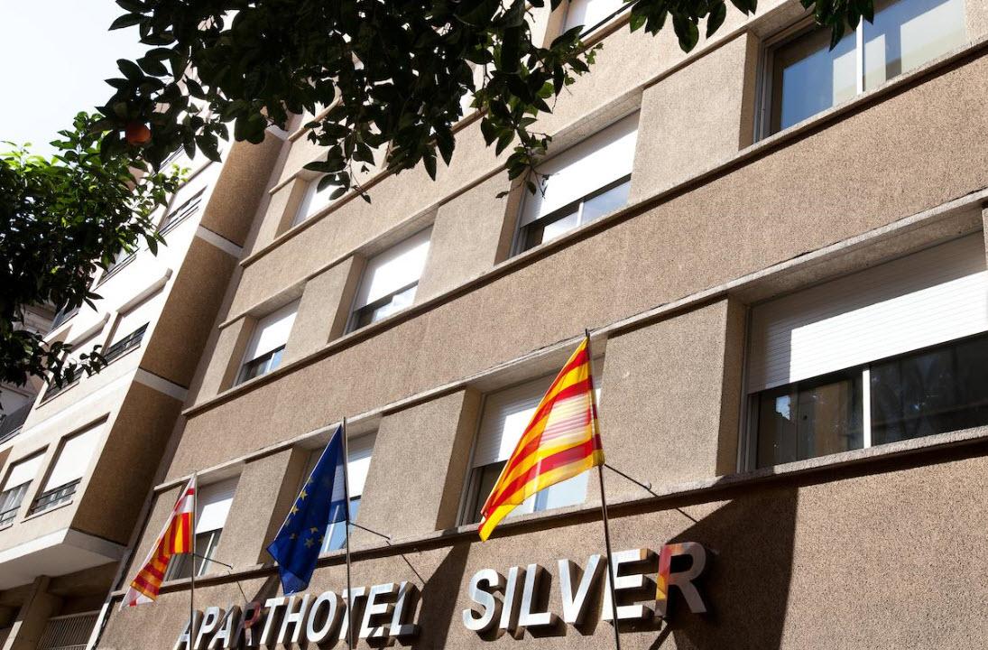 Apartotel Silver Barcelona