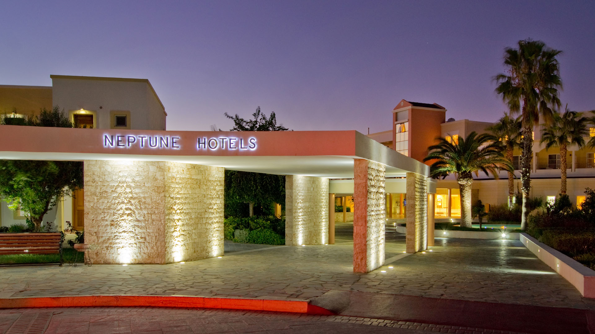 Neptune Htls Resort And Convention