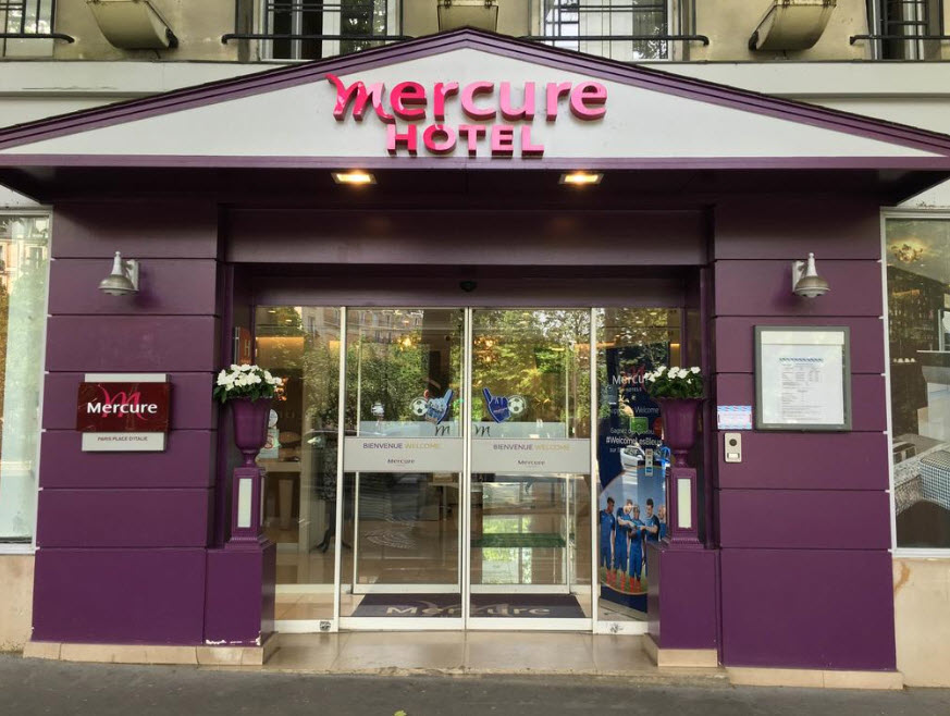 Mercure Paris Place Ditalie