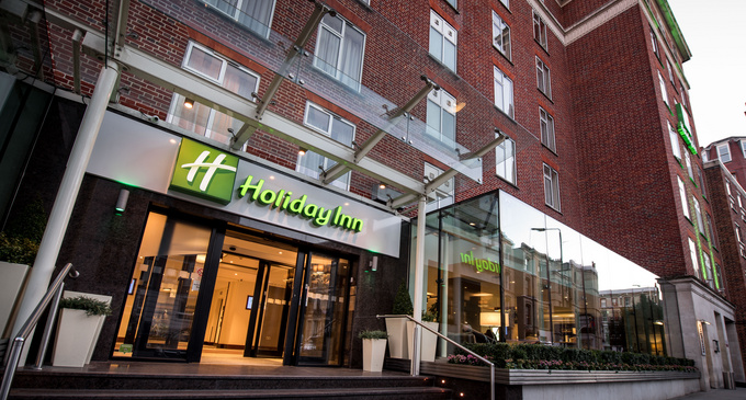 Holiday Inn Kensington London High Street(kensington Close)