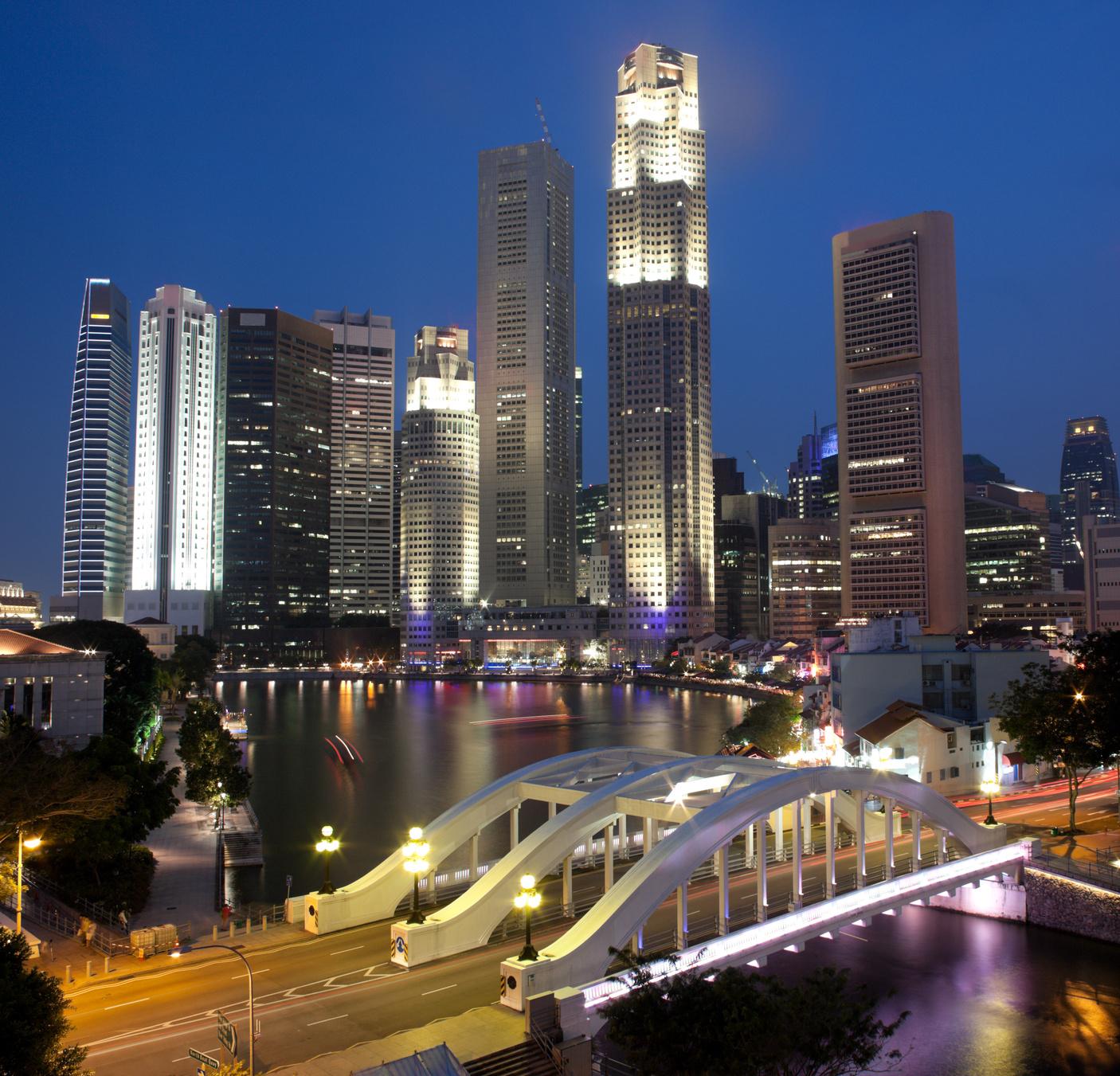 טיסות זולות לסינגפור
