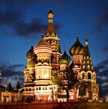 טיסות זולות לרוסיה